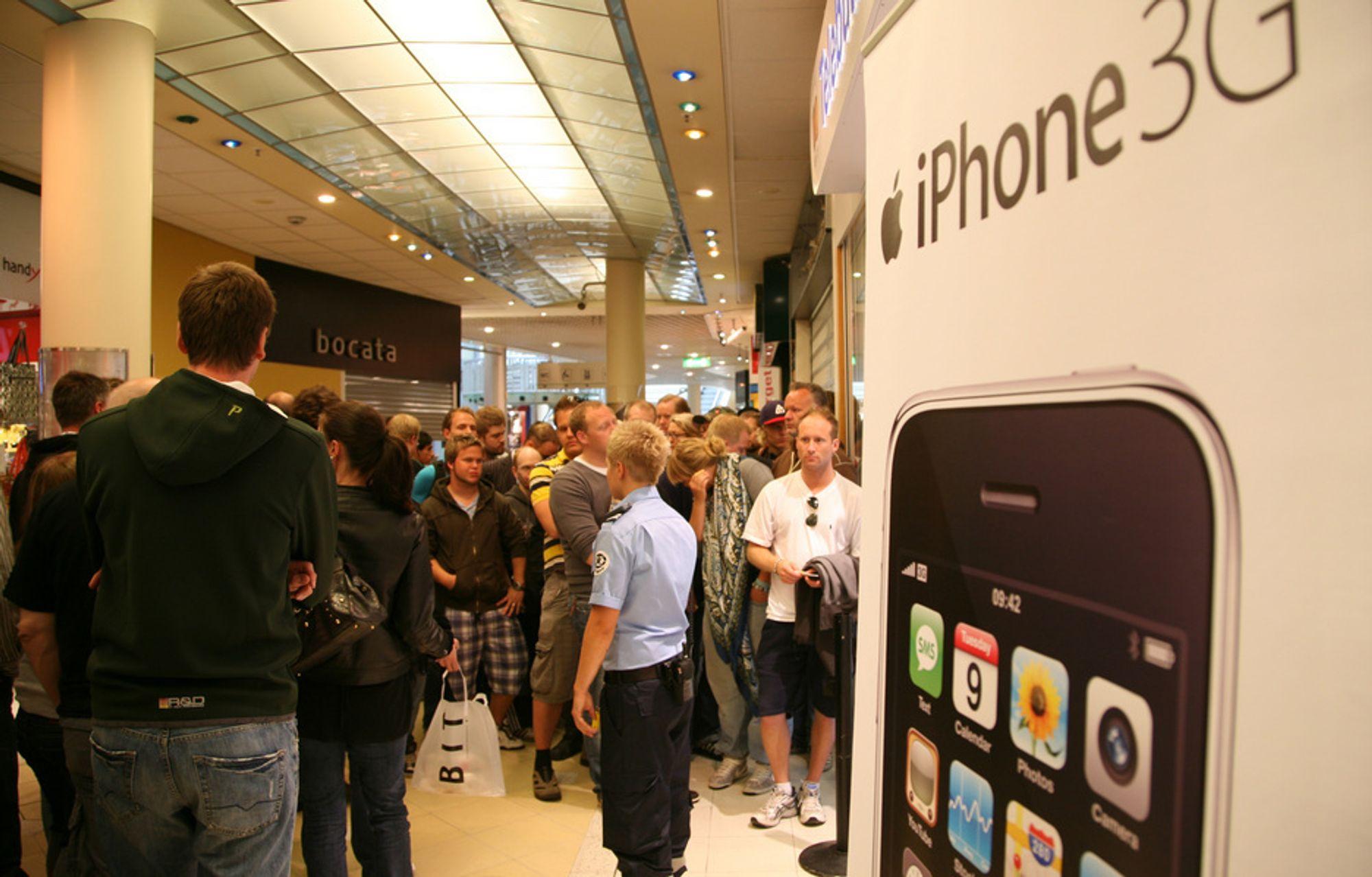 Snart MMS til iPhone