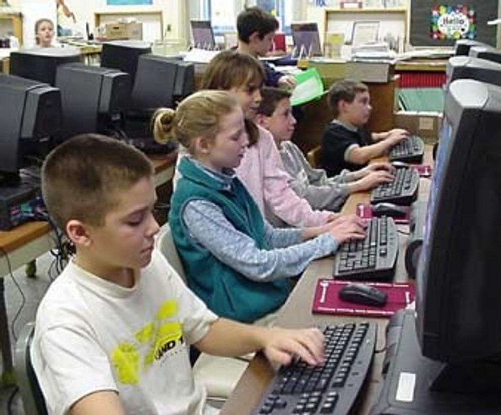 Myndighetenes krav til PC-bruk i skolene koster dyrt for skolene.