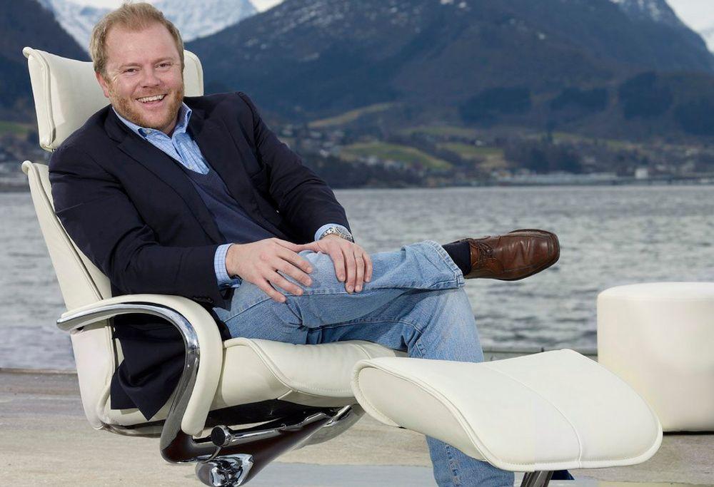 Administrerende direktør Olav Inge Røyseth i Hjellegjerde har allerede meldt om innsparinger på 70 millioner kroner. Nå utvides aksjekapitalen med 30 millioner.