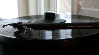 Press LP-ene inn i iPoden