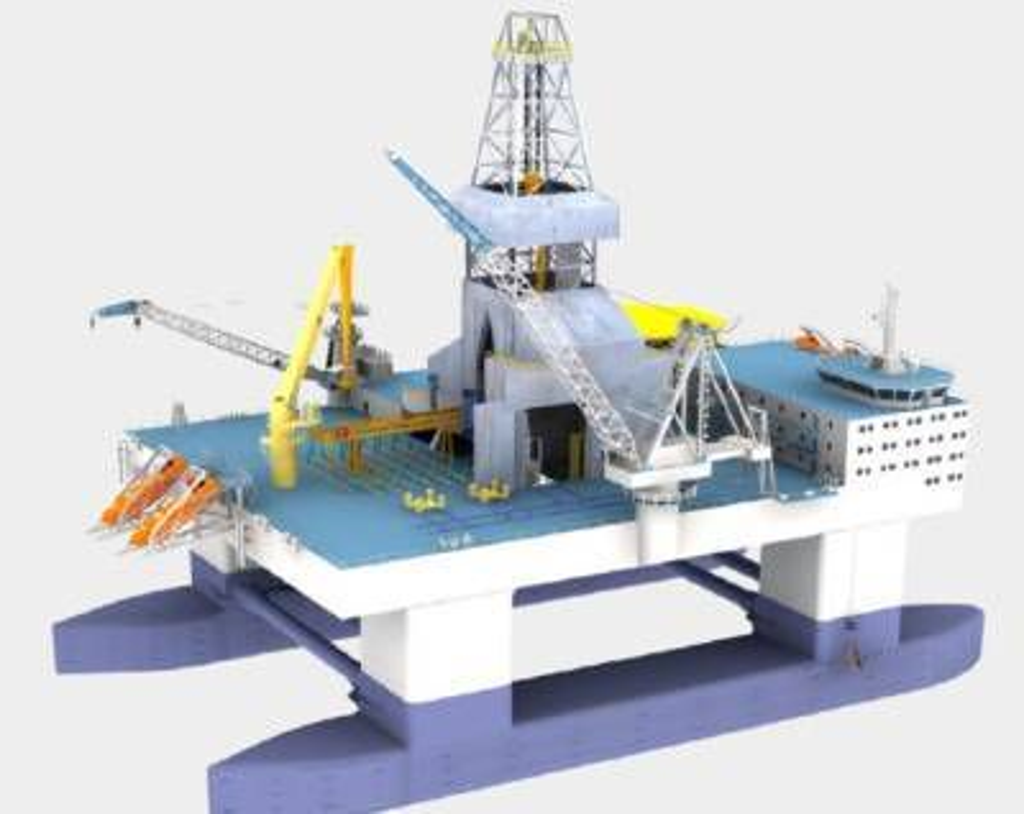 Awilco er blant selskapene som har fått kreditthjelp fra GIEK det siste året. Awilco har bestilt sin tredje rigg, WilcoPromoter, fra Yantai Raffles Shipyard i Singapore.