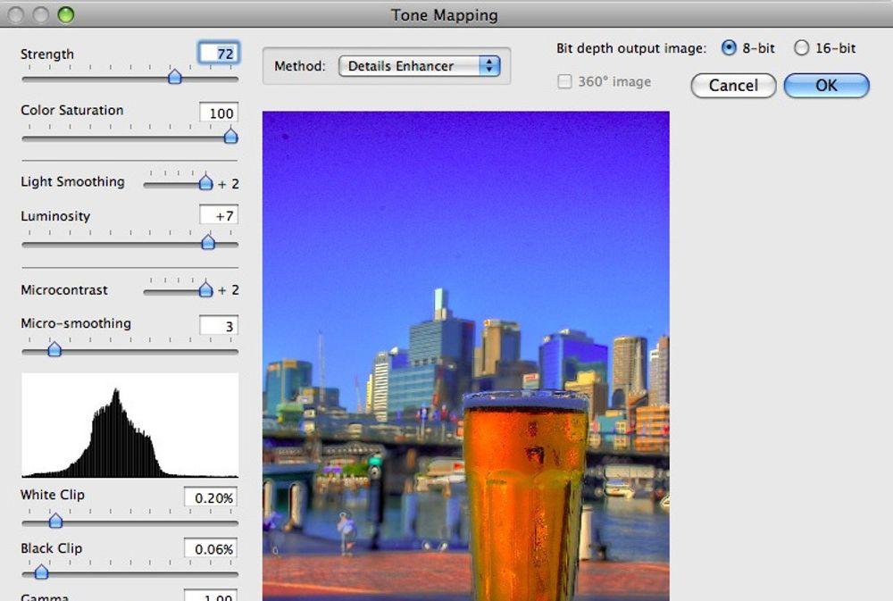 Ukens gratisprogram: Photomatix