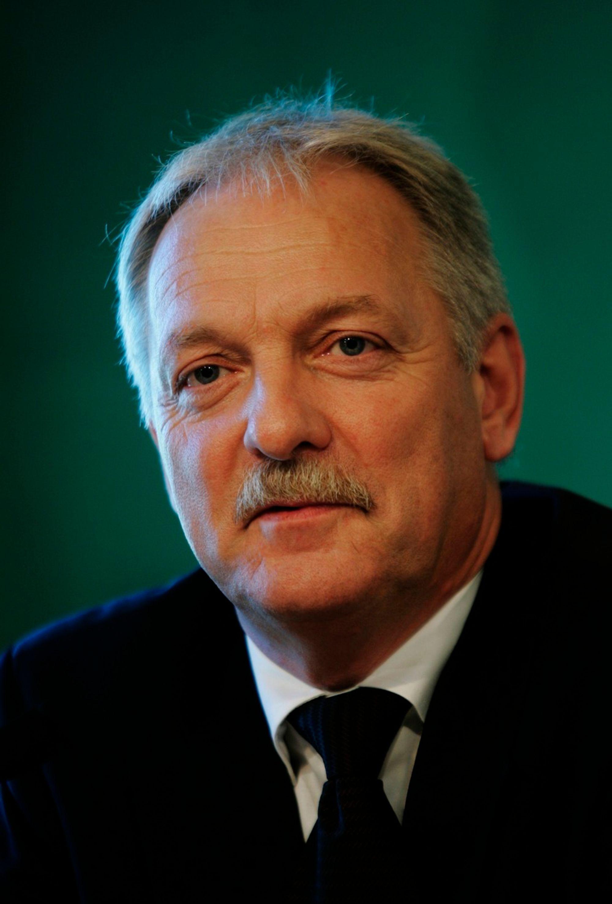 - Jeg tror Nyhamna vil være et naturlig valg for Shell, sier Odd Eriksen.