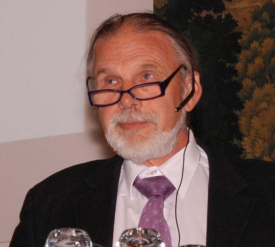Bengt Åke Lundvall, professor ved Aalborg universitet.