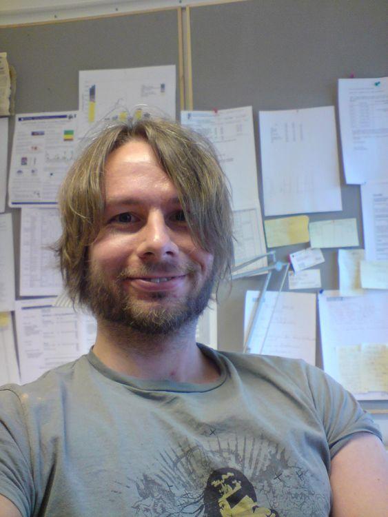 Hogne Nersund Larsen erPhD-stipendiat ved program for industriell økologi ved NTNU