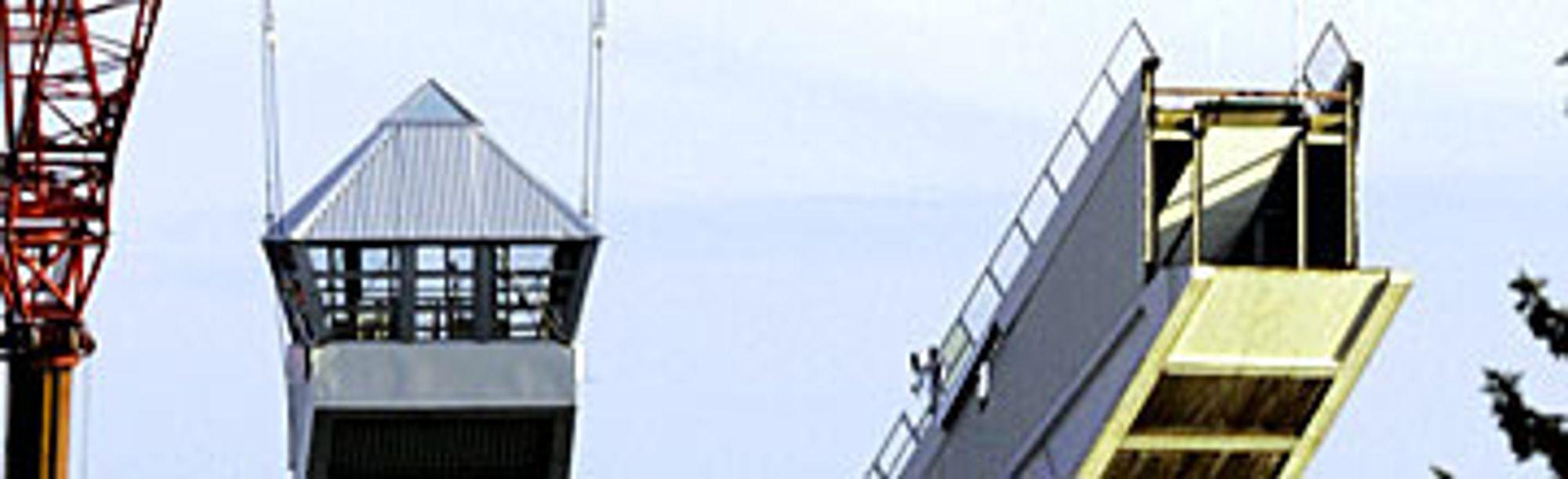 Holmenkollen rives og bygges om
