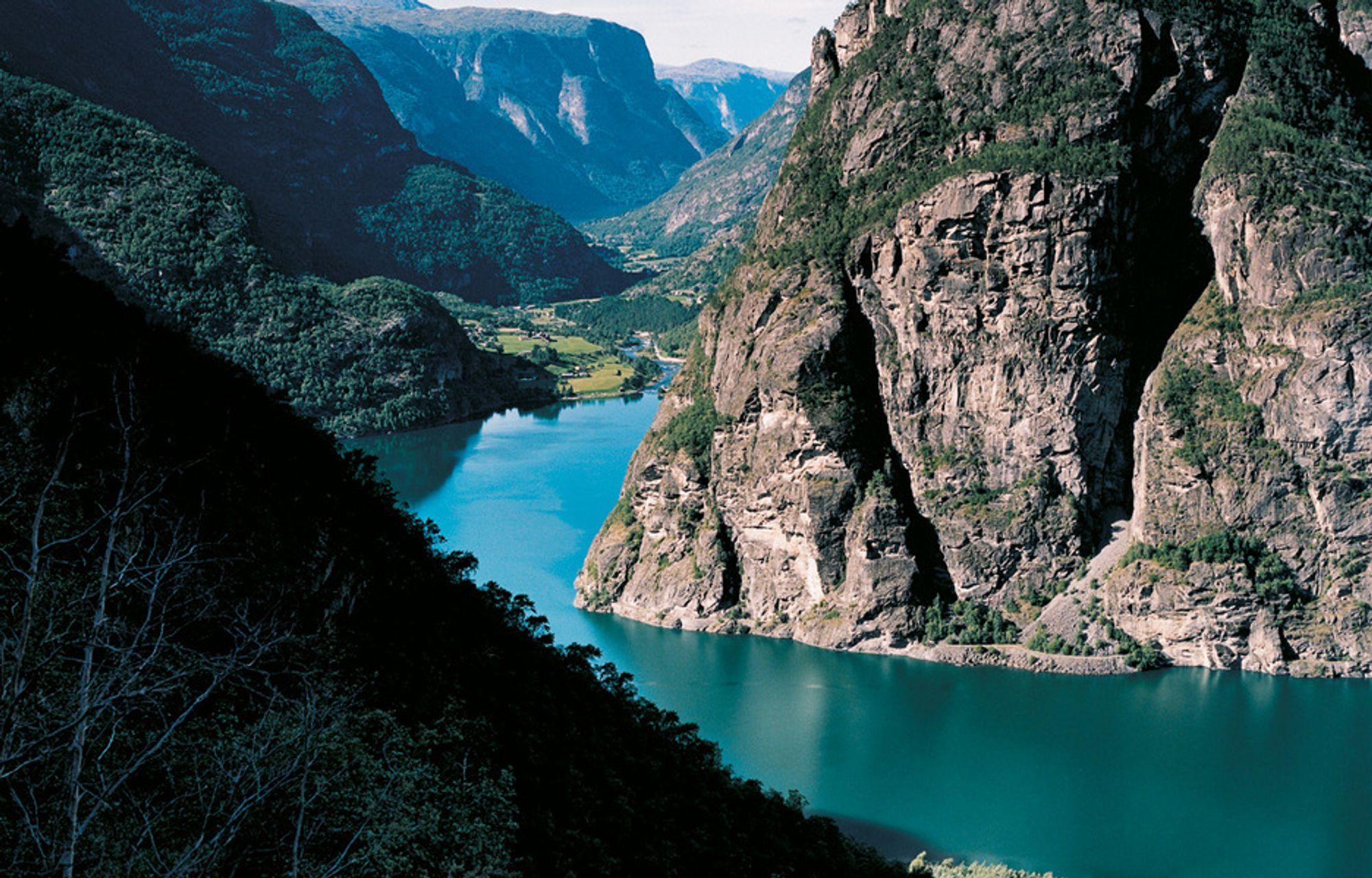 Bedre miljø med mer vannkraft