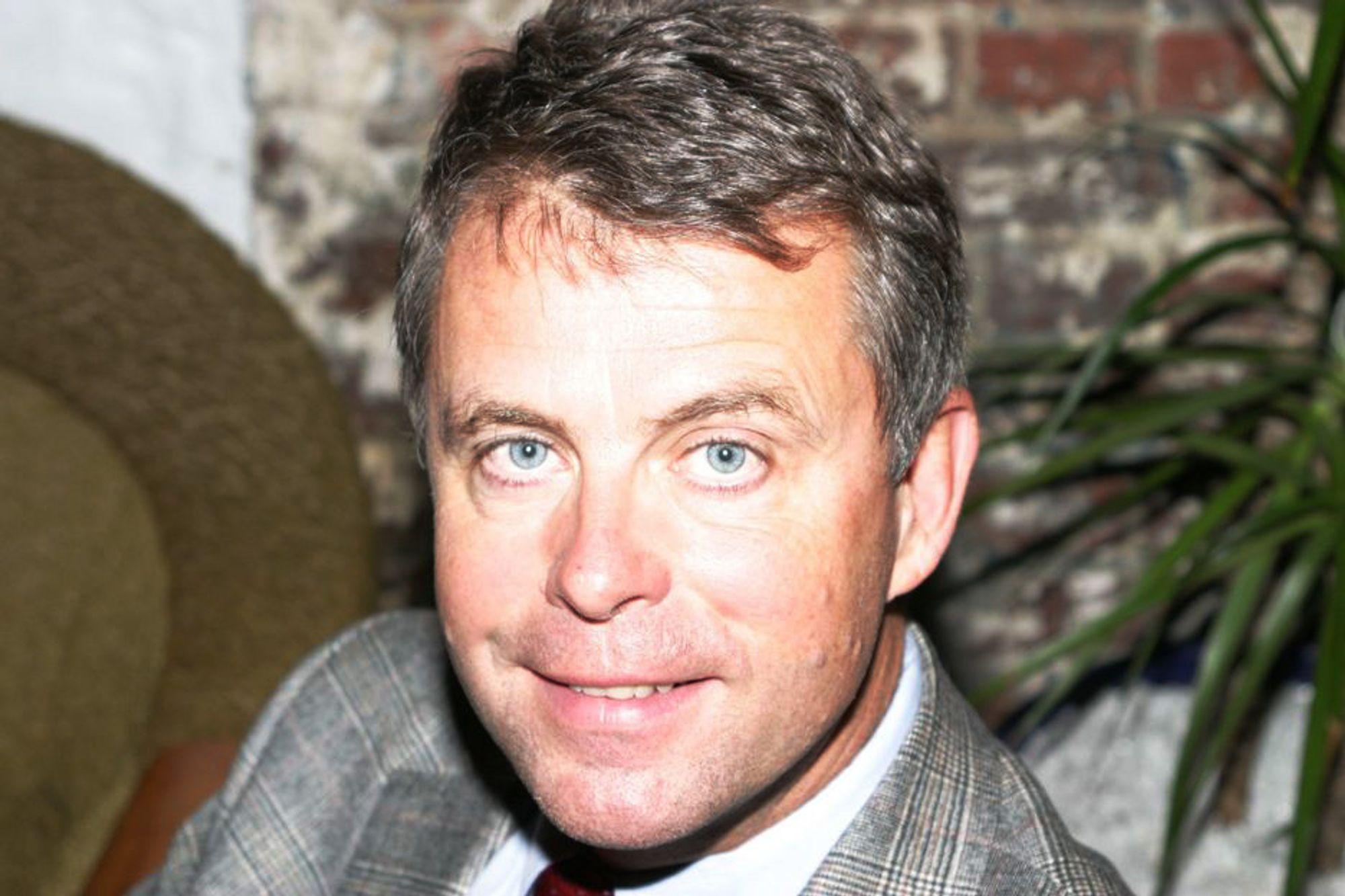 Petter Eiken er konserndirektør i Skanska.