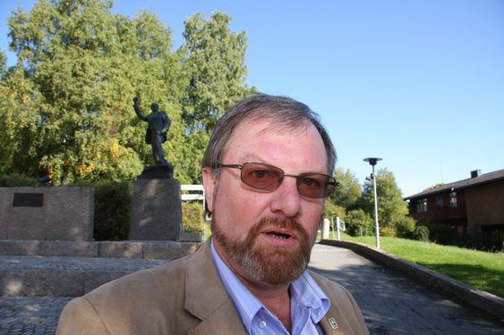 Helge Stanghelle, energidirektør i Fesil