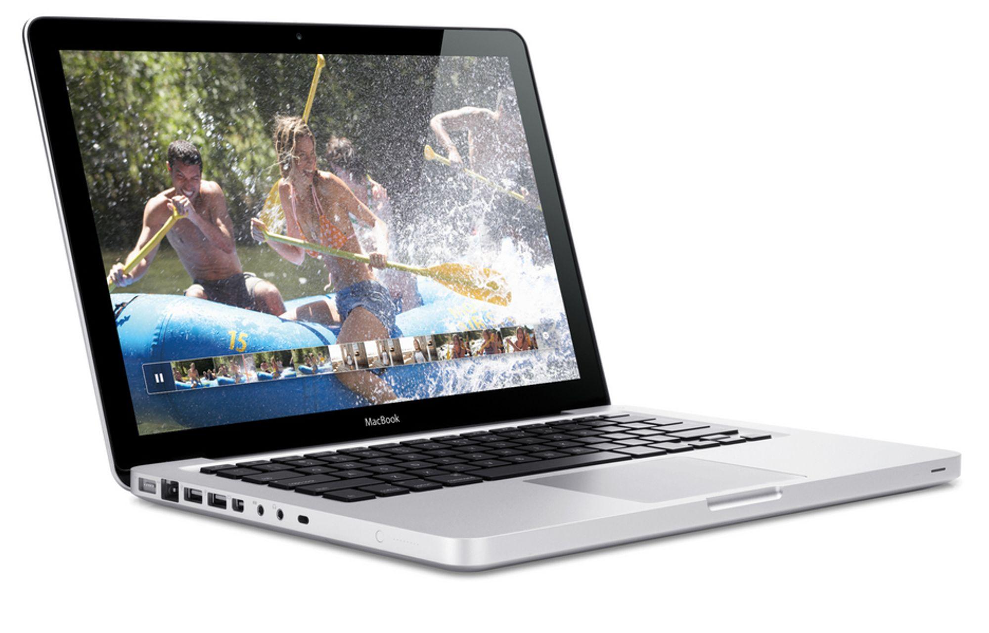 Trøbbel for nye Macbook
