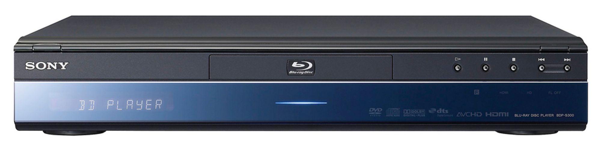 SEIRER: Sony og resten av Blu-ray-leiren kan nok vente seg mye større salg av både plater og spillere.