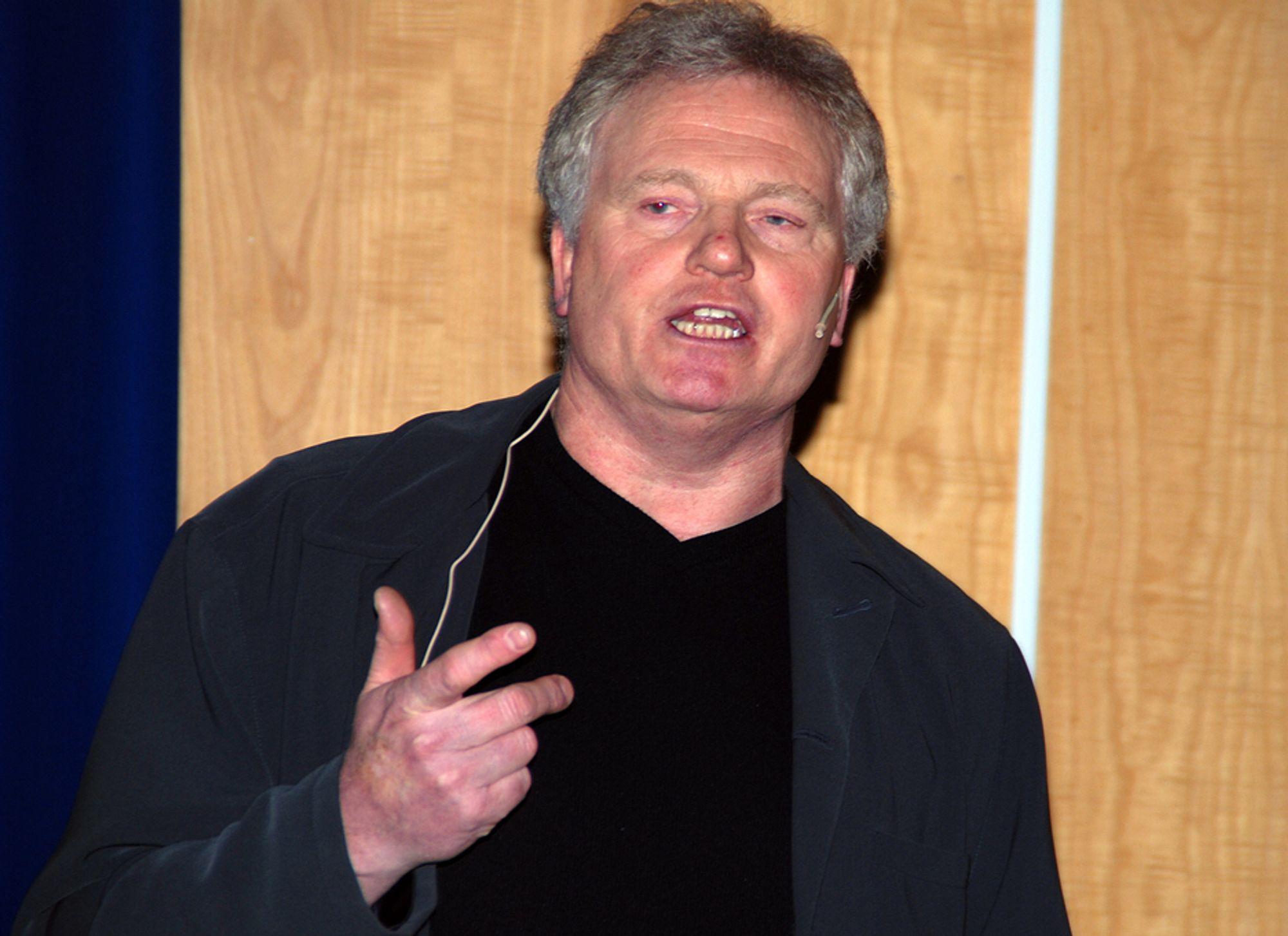 Johan Hustad, leder ved Senter for fornybar energi, NTNU-SINTEF-IFE.
