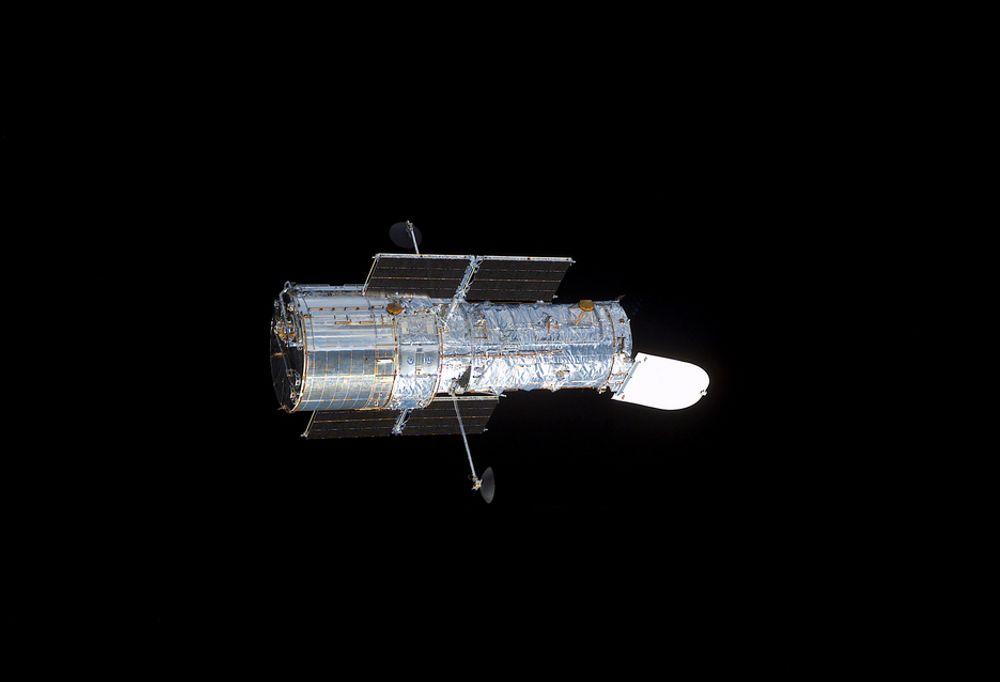 Romteleskop, Hubble
