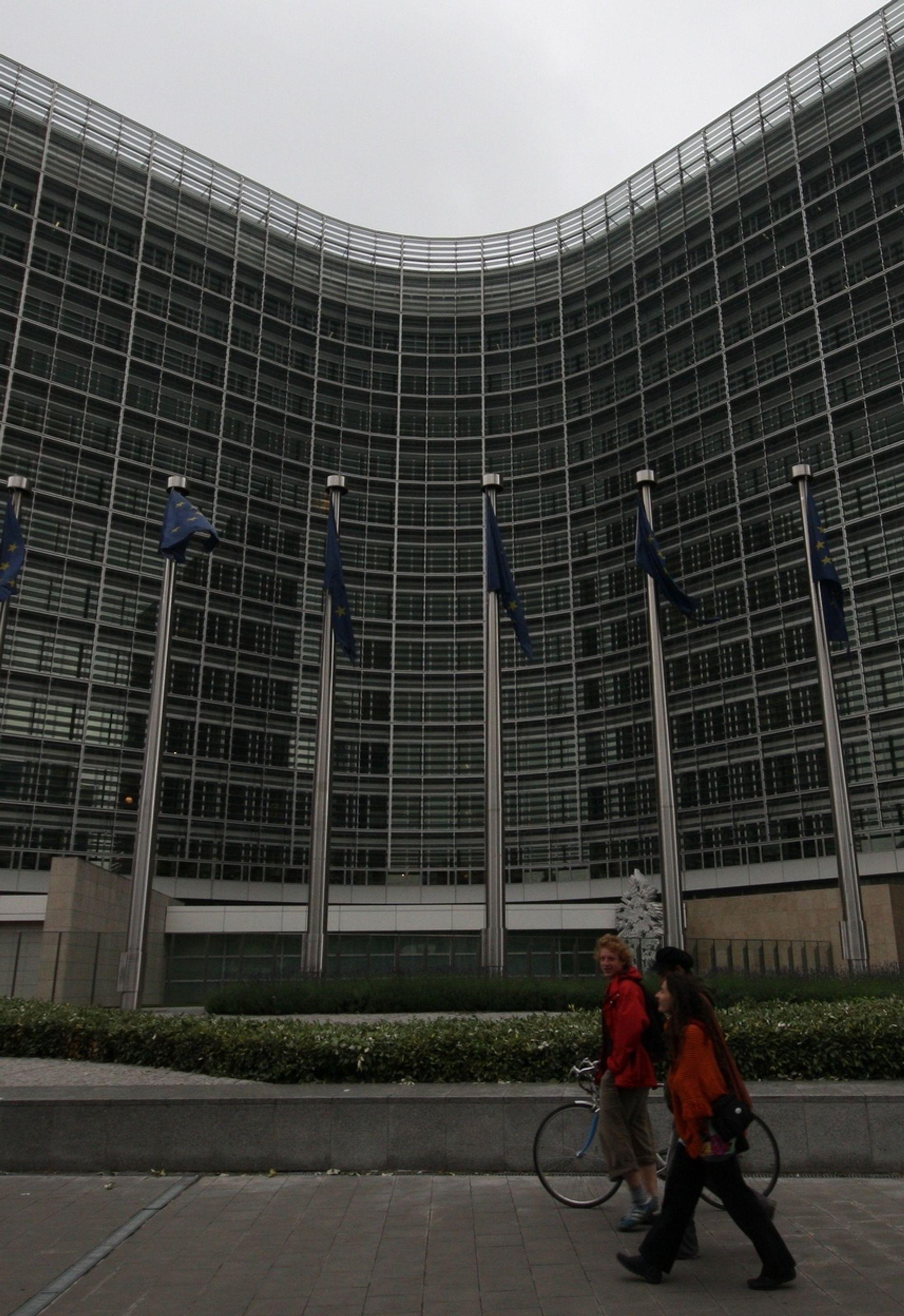 Stopp. EU jobber for at datasystemer ikke skal skape vanskeligheter for folks møte med byråkratiet.