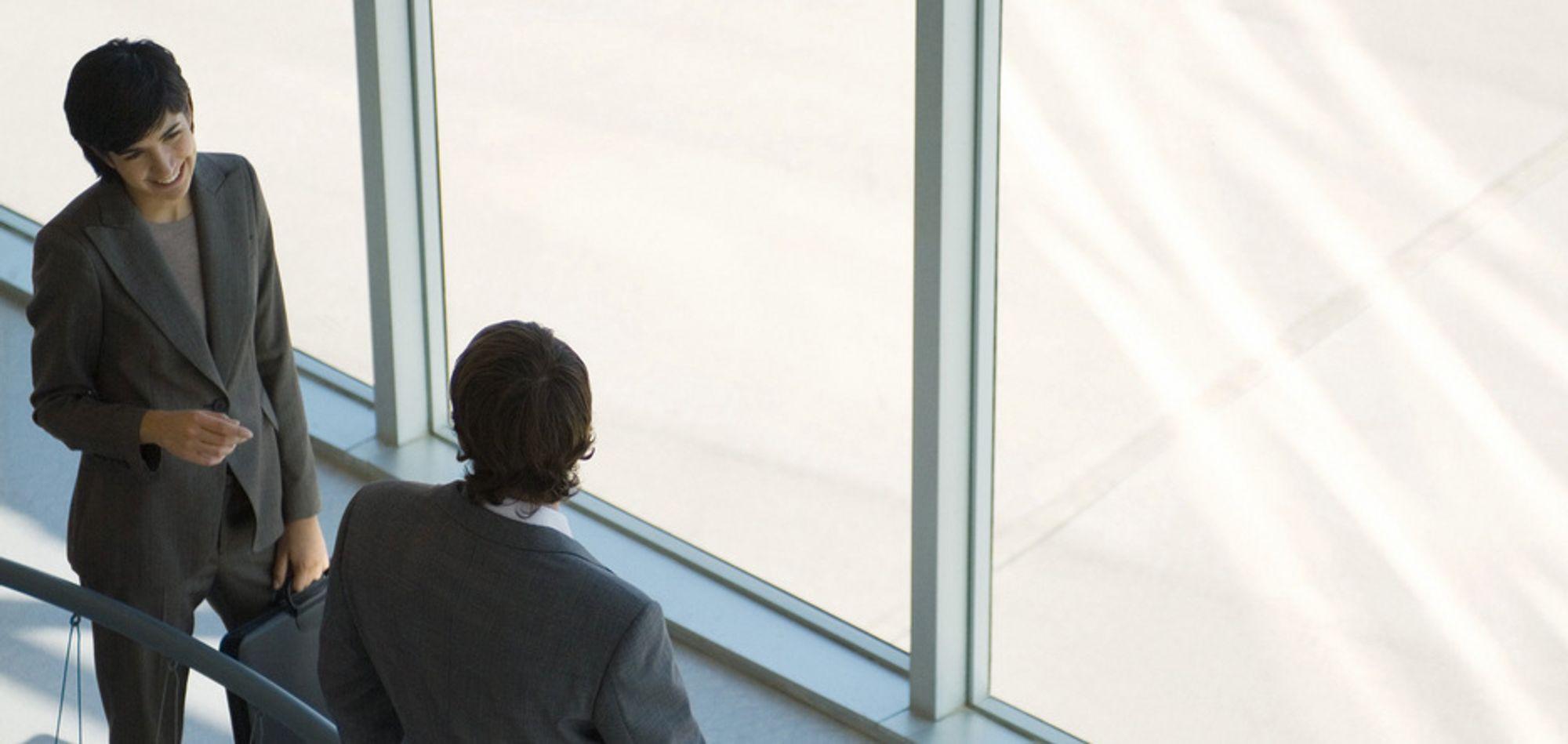 LEDELSE: En god sjef tar ikke æren for de ansattes suksesser, men gir belønning.
