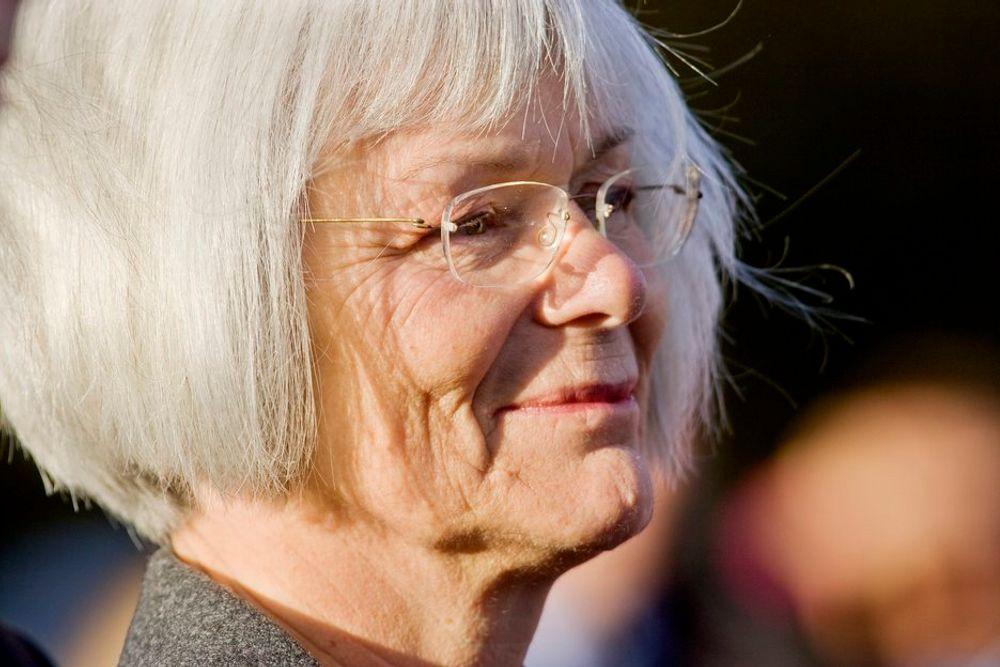 LØFT: Tora Aasland, minister for forskning og høyere utdanning, mener hvileskjæret nå er historie.