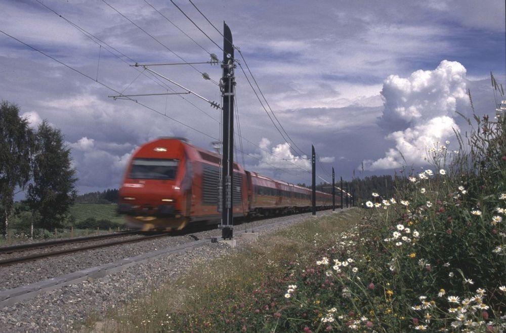 DISPUTT: Jernbaneverket og Jernbanetilsynet er ikke enige om hvilket togsikringssystem som bør installeres i det norske jernbanenettet.