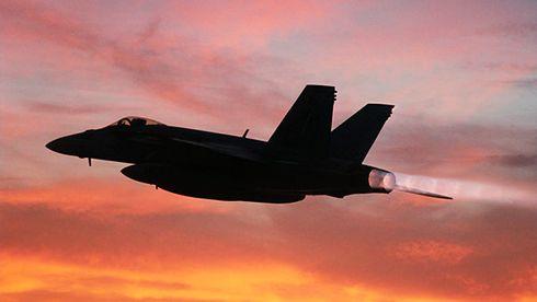 BILDESERIE: Danskenes nye jagerflyalternativ