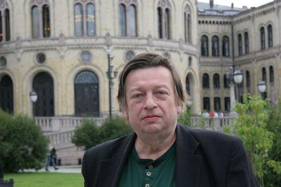 oljeanalytiker Hans Henrik Ramm