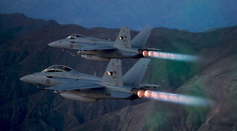 Boeing har nå tilbudt Danmark å erstatte dagens F-16-fly med F/A-18 Super Hornet.