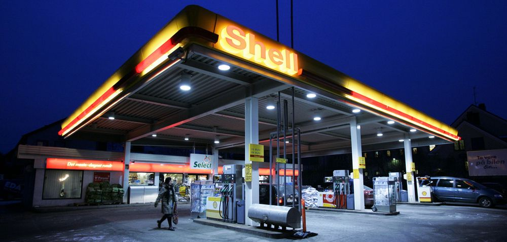 KAMP: Studentene som får jobb, kommer nok til å jobbe andre steder enn på Shells bensinstasjoner.