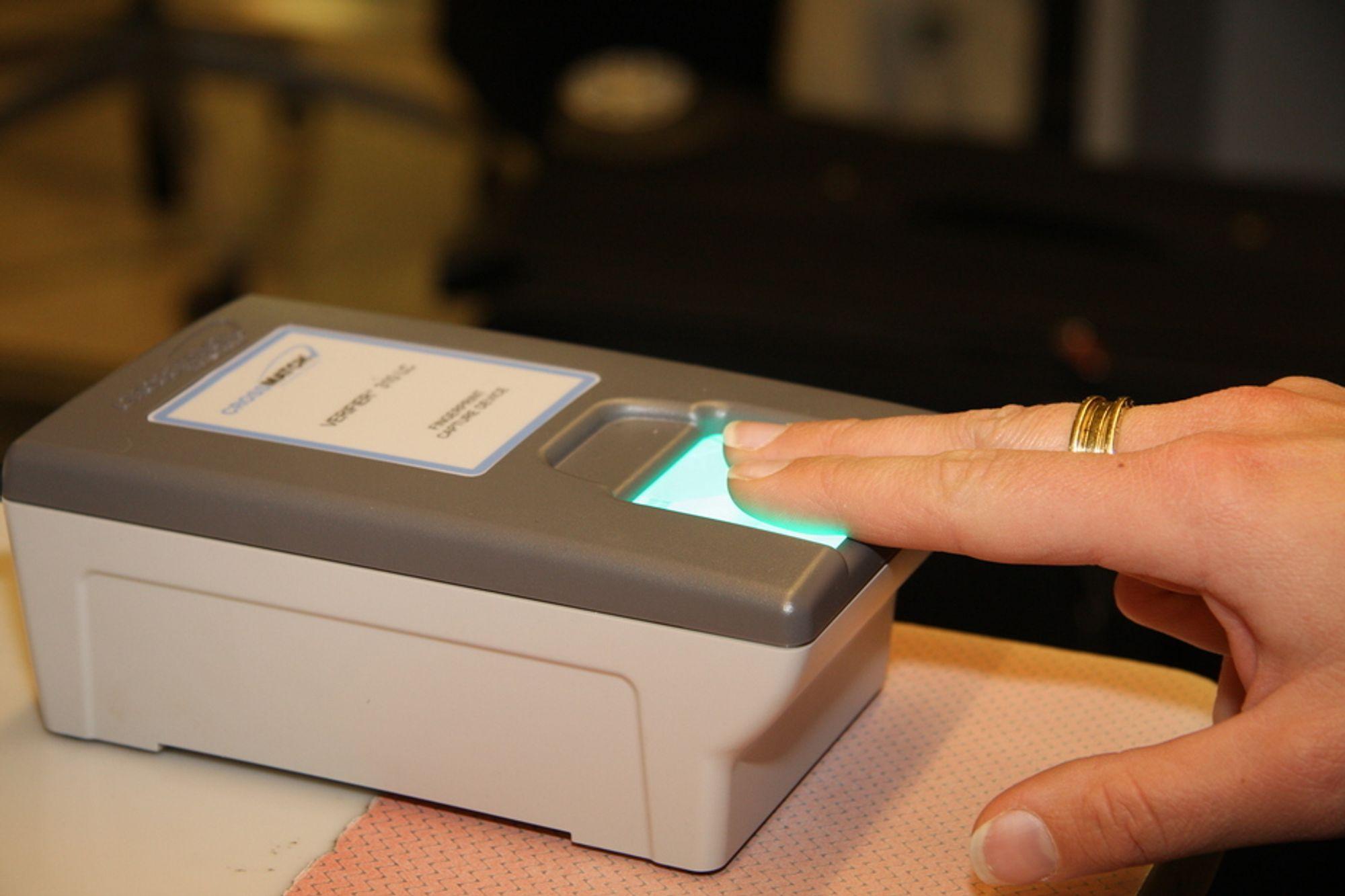 Staten er nysgjerrig på om Genkeys teknologi for biometrisk innsjekking også kan benyttes som elektronisk ID i Nasjonalt ID-kort.