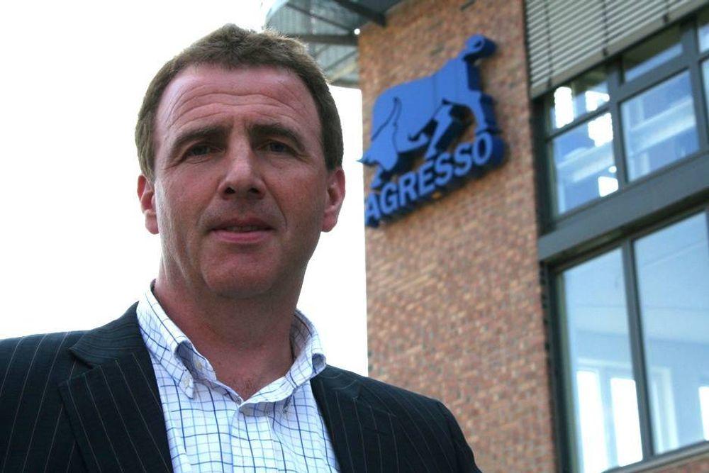 OLJE. Agresso-sjef Helge Strypet kjøper seg inn i oljebransjen.