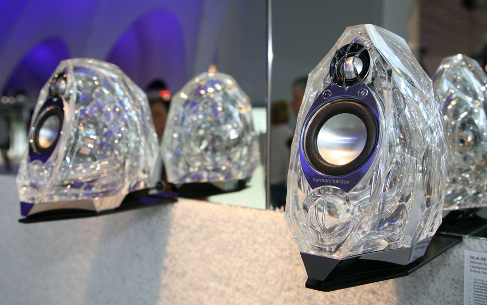 Harman Kardons høyttalere GLA-55, lansert på IFA-messa i Berlin.
