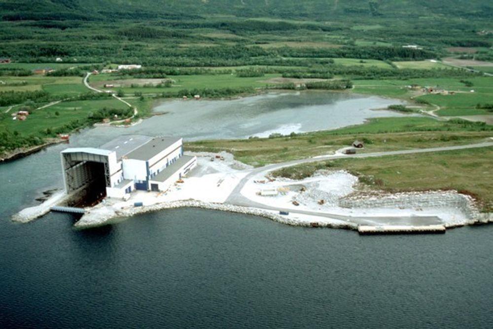 Samtlige ansatte permitteres fra Helgeland Maritime og datterselskapet Helgeland Sveiseindustrier.
