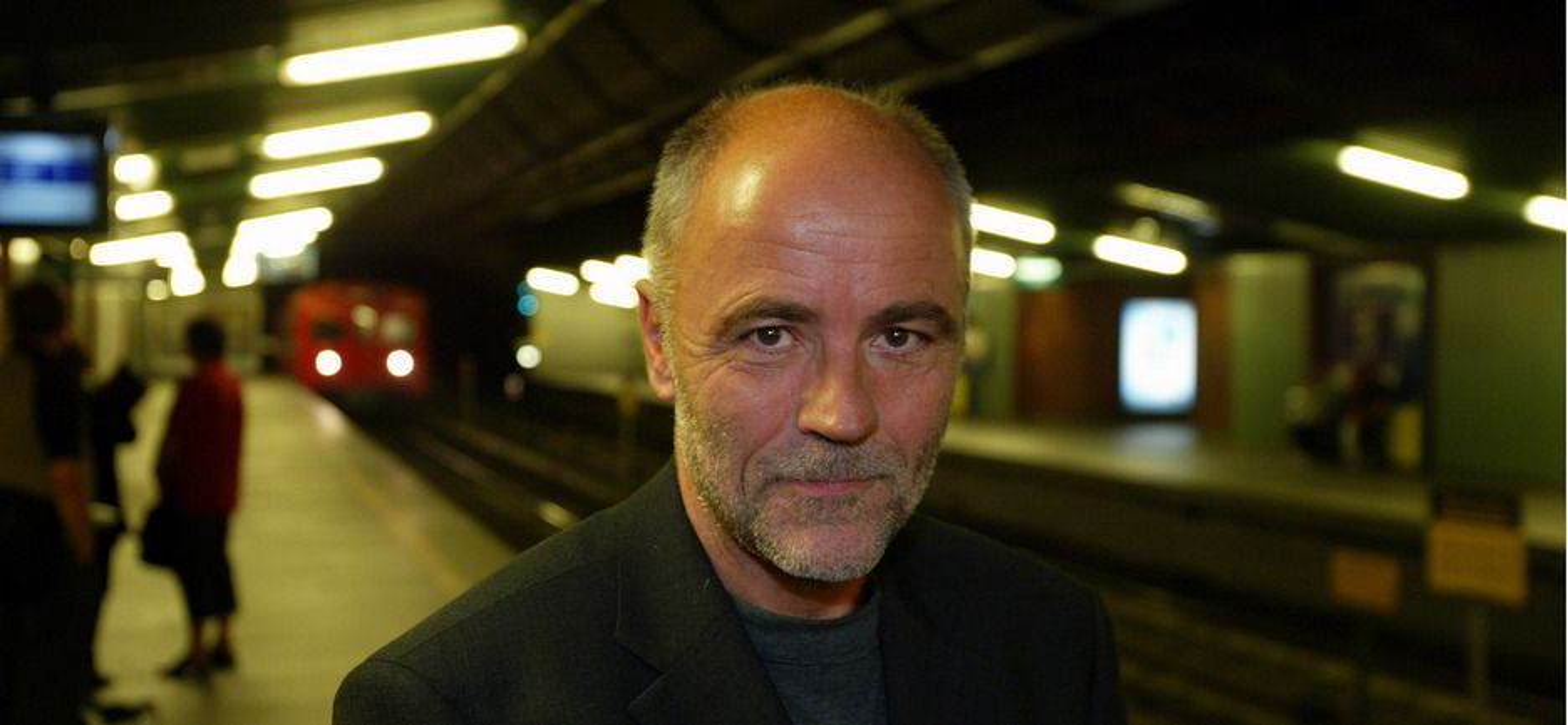Trond Bjørgan, konsernsjef i KTP.
