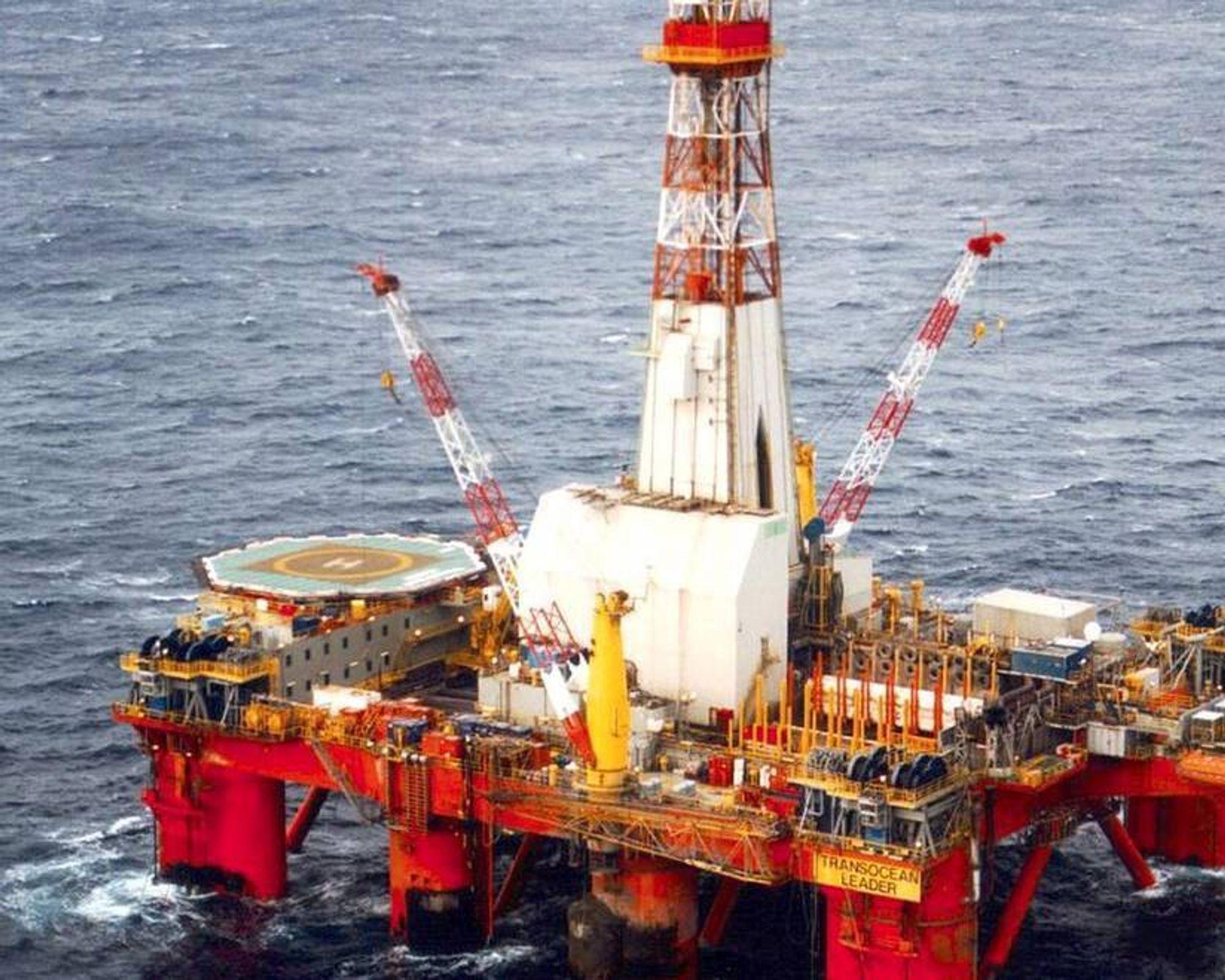 Gassfunn i Norskehavet