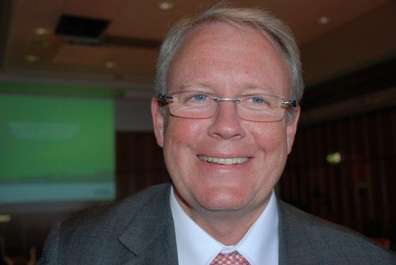 Administrerende direktør i Siemens, Per Otto Dyb
