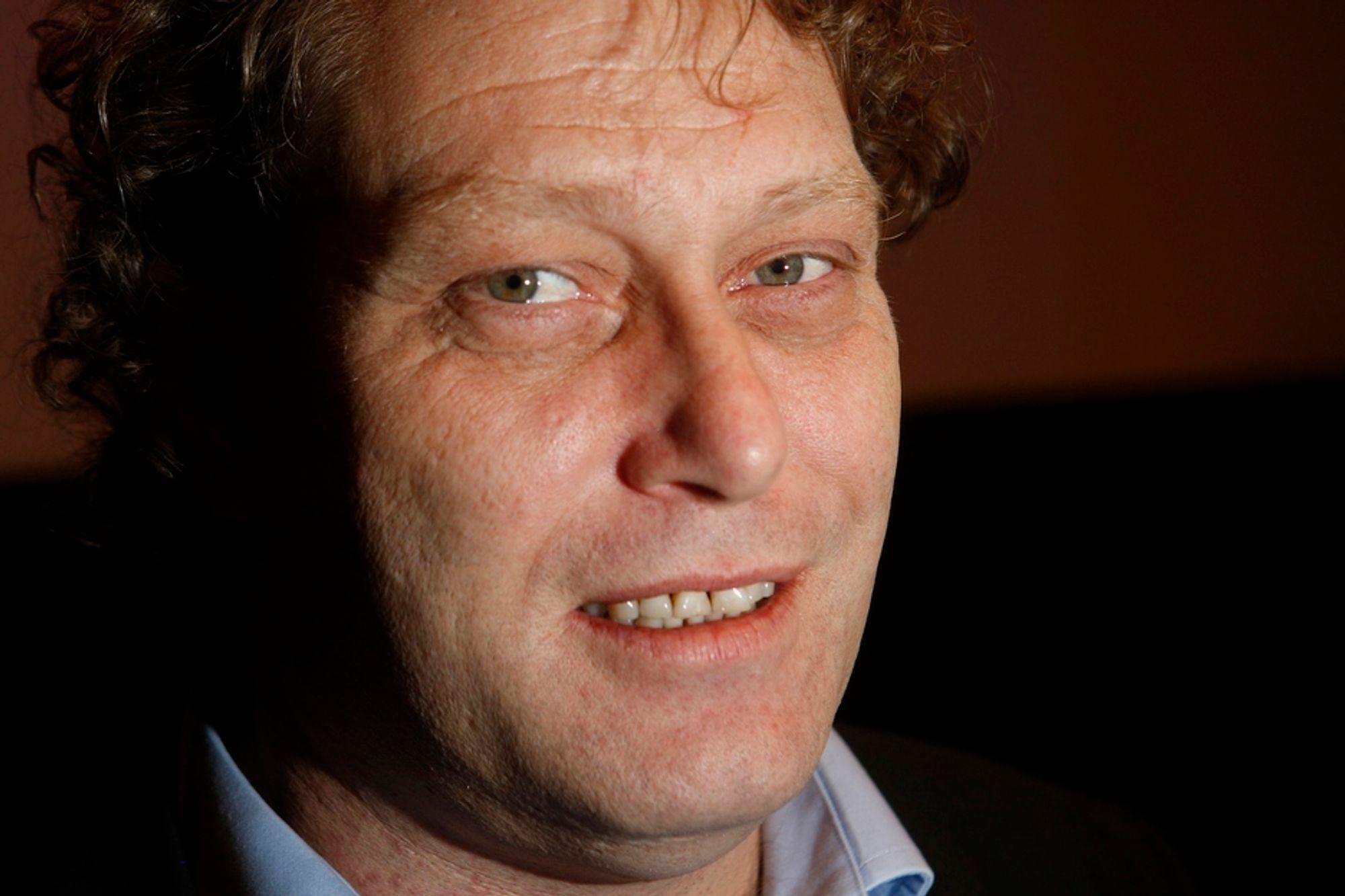 MILJØFORKJEMPERNE STRIDES: Bellona-leder Frederic Hauge mener motstanden mot CO2-håndtering i den internasjonale miljøbevegelsen, ikke er så stor som man kan få inntrykk av.