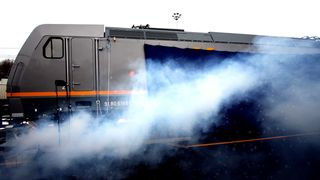 CargoNets nye lokomotiv