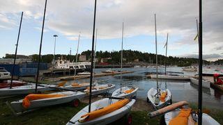 BILDESERIE: Båter i sjøen
