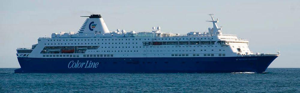 27 ÅR: Prinsesse Ragnhild ble bygget i 1981 og gjennomgikk en større ombygging i 1992. Skipet har hovedsakelig vært benyttet i ruten Oslo og Kiel, men har i kortere perioder også vært benyttet på Vestlandet og mellom Oslo og Hirtshals.