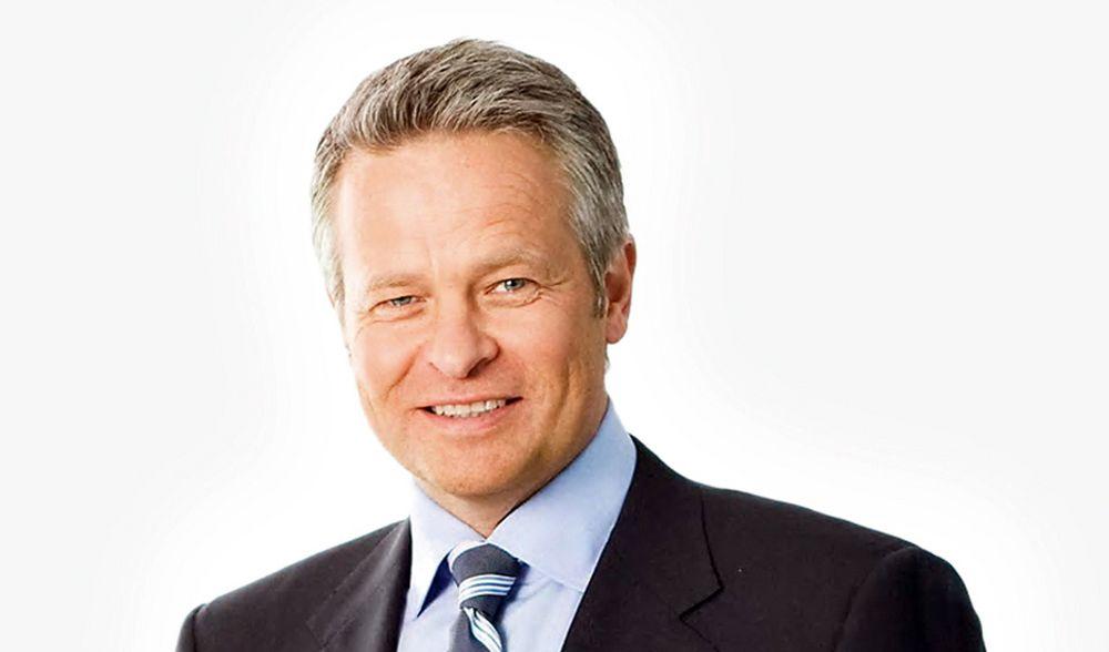 Endre Rangnes er konsernsjef i EDB Business Partner som har om lag 6.000 ansatte i 13 land.