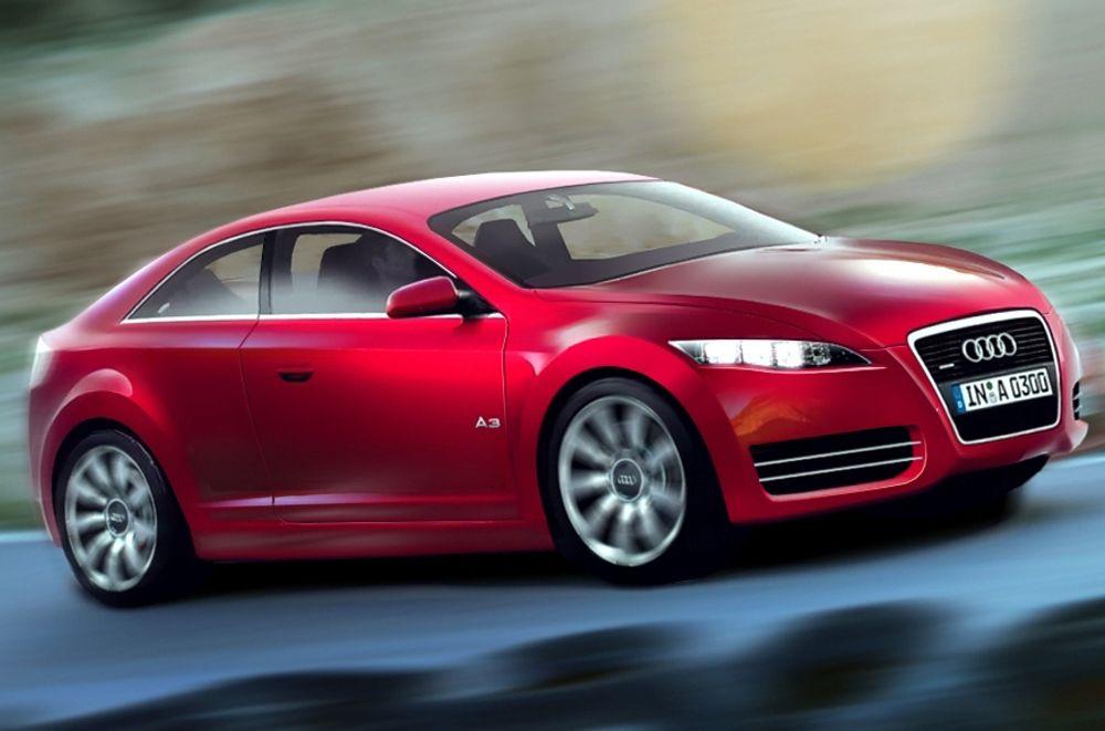 NY MOTOR: Med en nyutviklet 1,8 liters turbomotor, leverer Audi A3 både mer kraft og mindre utslipp. 0-100 km/t går unna på bare 7,8 sekunder.