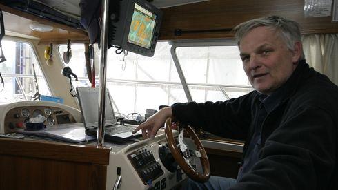 Trådløs frihet om bord