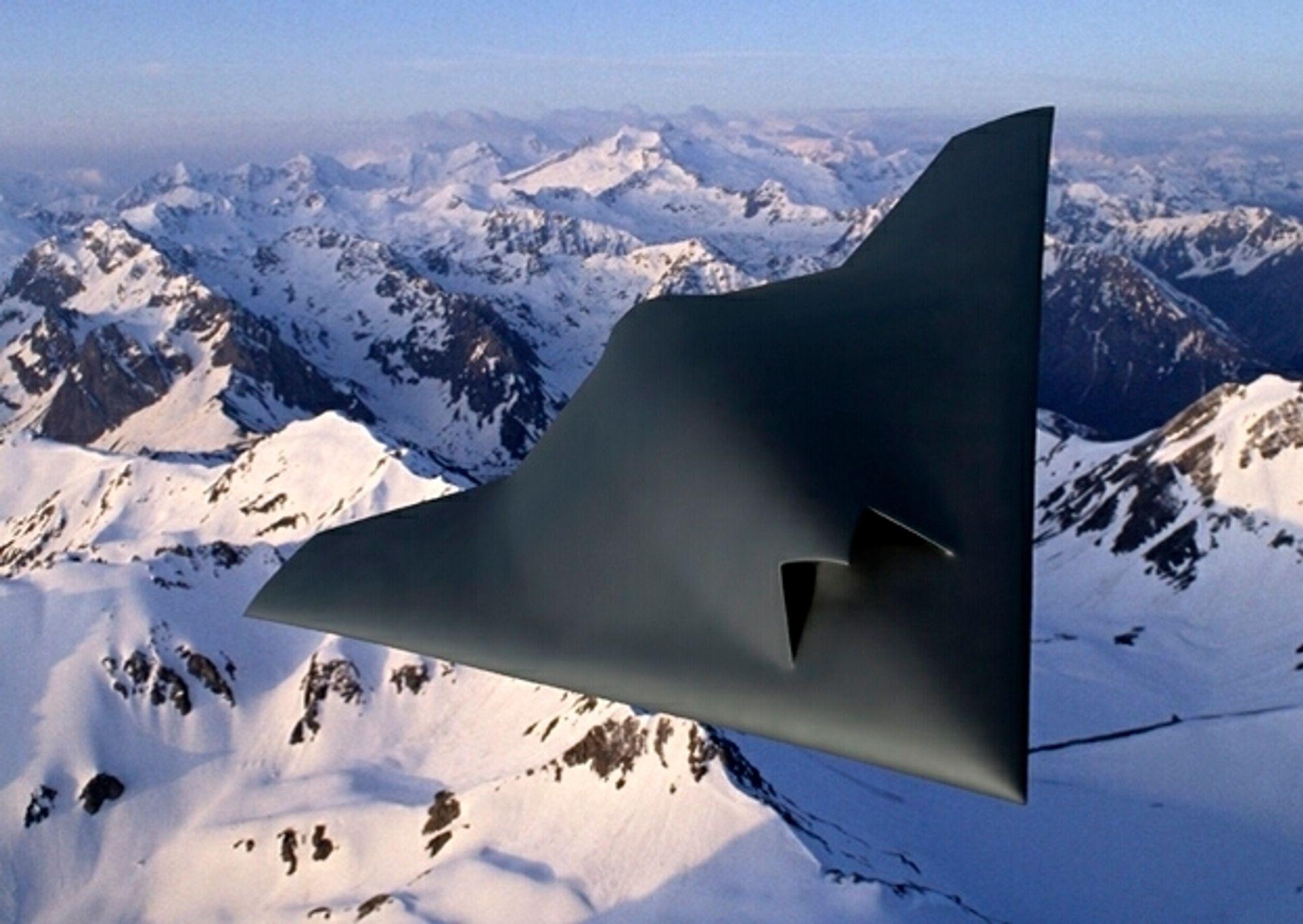 Danker ut. Saab Aerotech har valgt dataleverandøren Agresso, som danket ut giganten SAP.