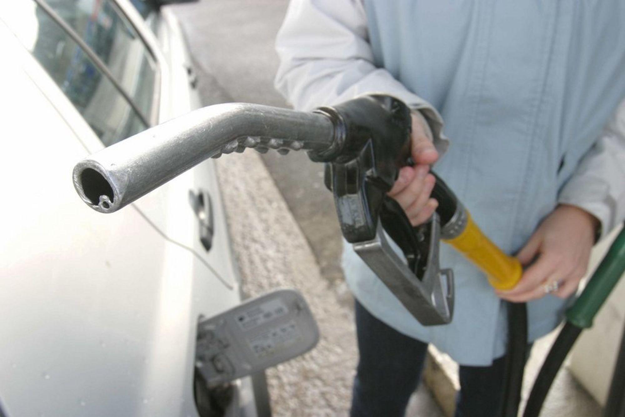 Vil straffe dieselbilene