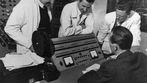 50 år med kommersiell databehandling