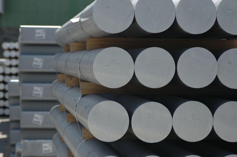 PRESSBOLT: Famco skal produsere 75 000 onn pressbolt i året.