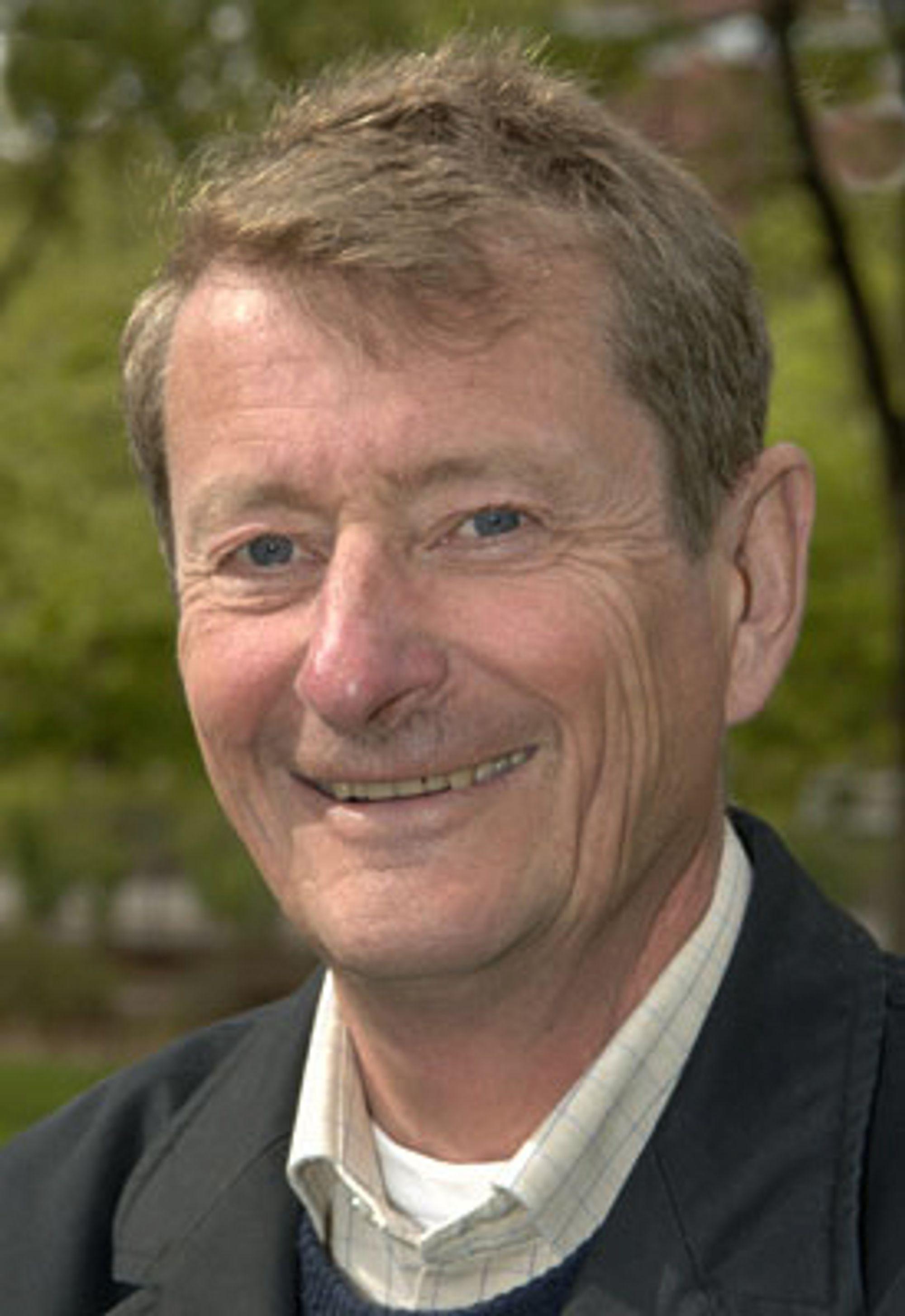 Geir Ellingsrud, rektor ved Universitetet i Oslo.