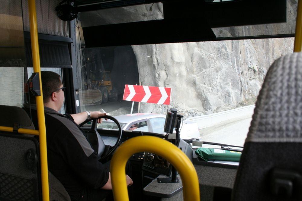 NOK: Alle bussene i Sverige kan benytte biogass som drivstoff, viser ny rapport.