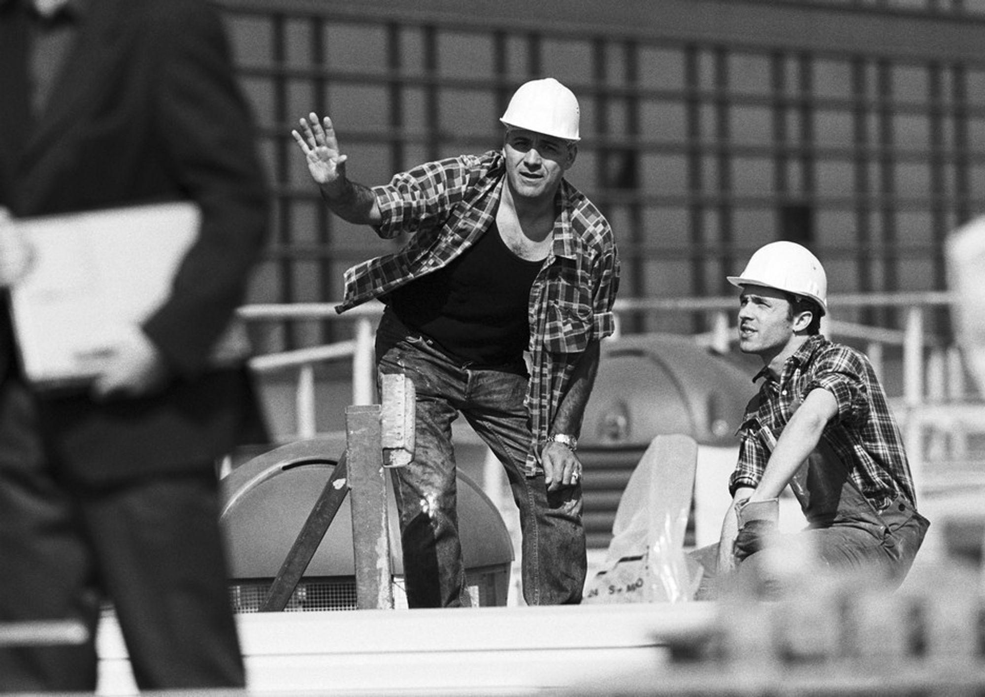 Byggstudenter får omtrent like høy startlønn som sivilingeniørstudenter i petroleumsfag.