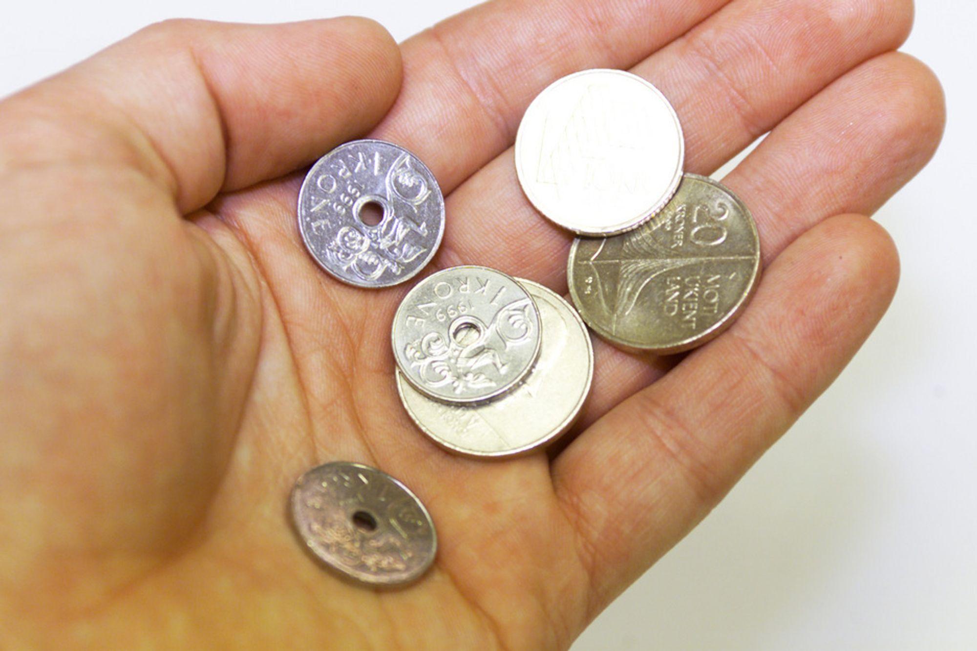 CASH: Det finnes en grense for hvor lykkelig du blir av mer penger.