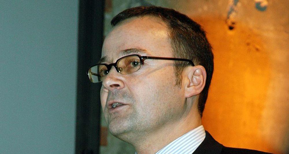 EXIT AIBEL: Rasmus Sunde har ikke klart å møte styrets krav til styring med Aibel. Nå har han fått avskjed av styret.