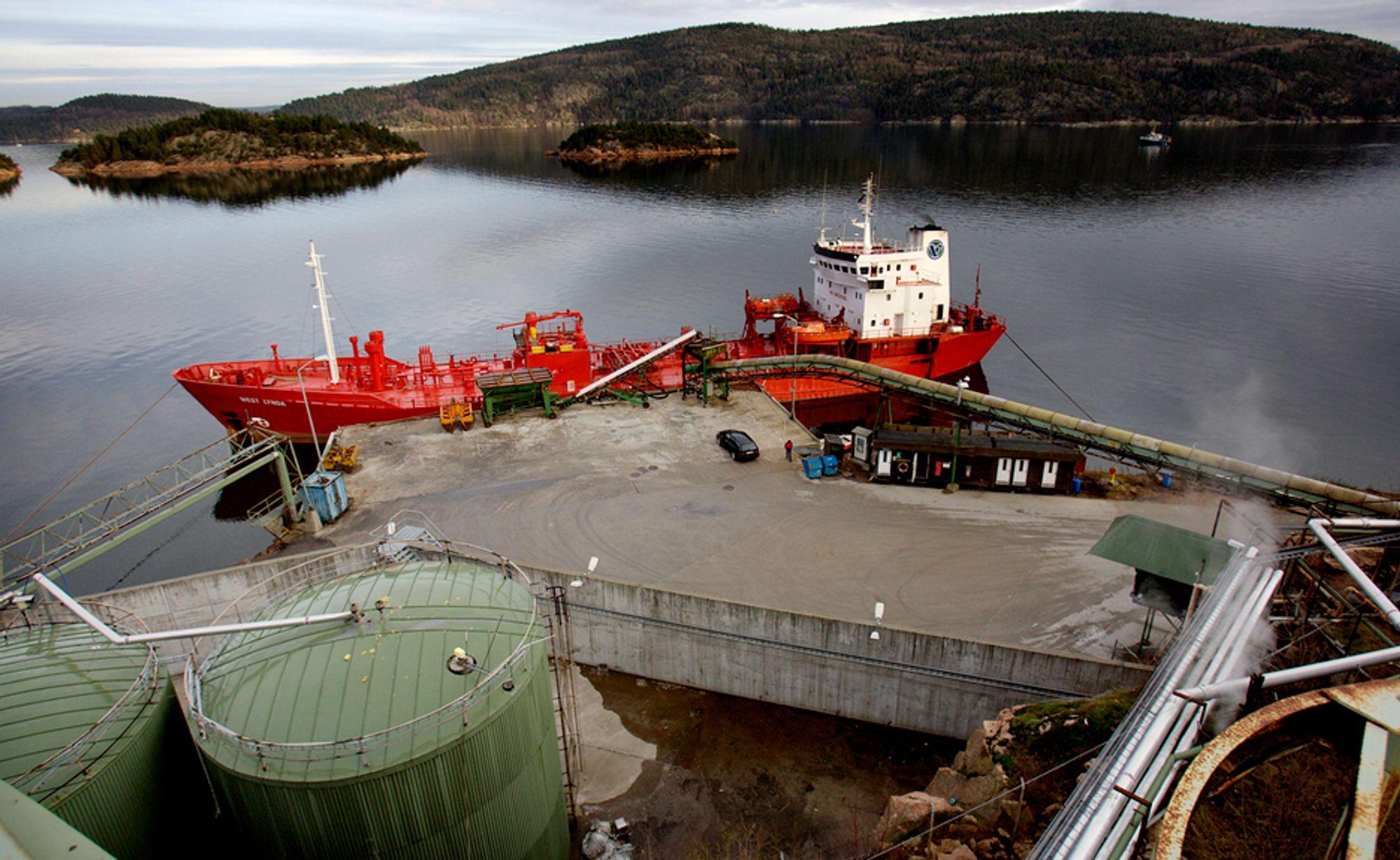 BV Energis biodieselfabrikk i Sætre måtte gi tapt for subsidiert amerikansk biodiesel. Nå har Statoil kjøpt tankstasjonene.