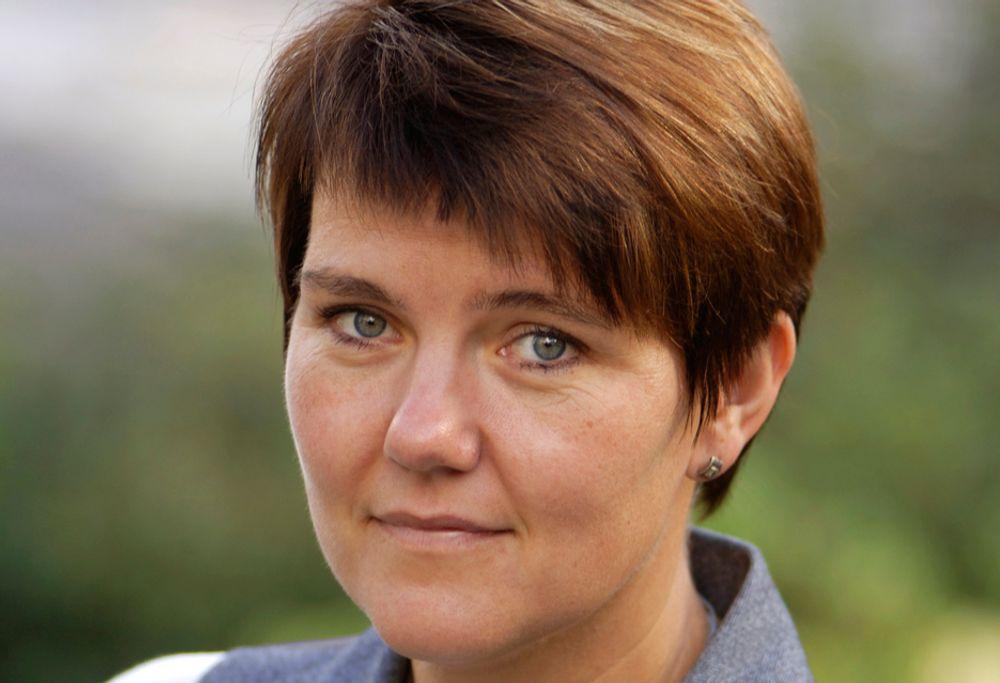 Janne Marthe Hatlebakk, forhandlingsutvalgsleder for NITO stat.
